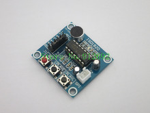 ISD1820 recording module voice module the voice board telediphone module board with Microphones and Anti-static bag