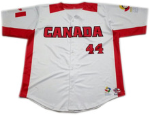 custom made custom baseball jersey bottons shirts for men