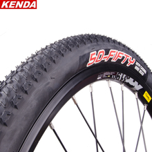 Original Kenda k1104 50-FIFTY Wire Bead 26*1.95 Tire for MTB Mountain Bike Bicycle