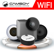 New Designs Hot Mini Camera Full HD 1080P 720P dvr Video Format With WIFI IP Wireless Control by Phone Cam Recorder(China)