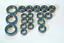 Supply HIGH PERFORMANCE RC  Bearing for TRAXXAS(CAR) RUSTLER VXL Complete Free Shipping