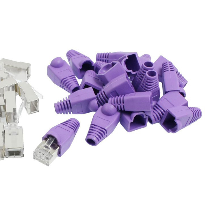 YOC-RJ45 Plug Lan Network Connector (Pack of 20)<br><br>Aliexpress