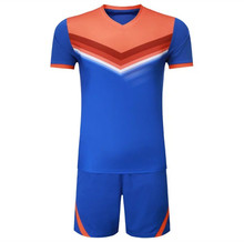 Football Jerseys 2017 custom Short sleeves Men's Soccer Sets Running Workout survetement football Uniforms Training Suit JUN7010