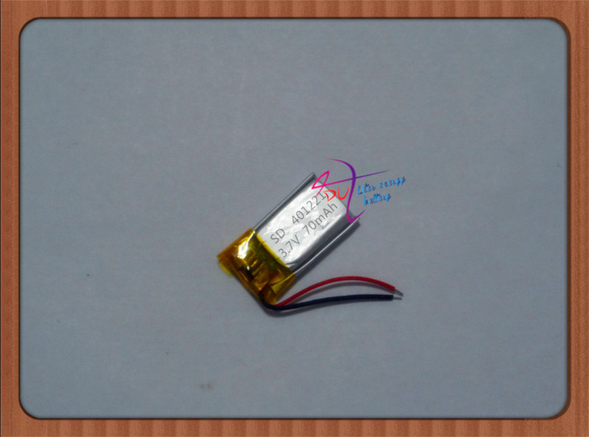 Lithium polymer battery , the battery does not suck magnets , compass and other built-in battery size 401221<br><br>Aliexpress