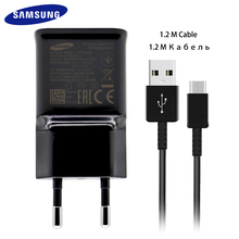 Samsung Galaxy S8 S8 Plus Original Adaptive Fast Charger Travel Adapter EU US UK Plug 9V 1.67A & 5V 2A Quick Charger 3.0 Type-C
