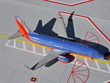 GeminiJets Southwest Airlines N370SW G2SWA311 1:200 B737-300W commercial jetliners plane model hobby(China)