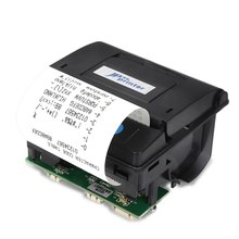 JP QR203 58mm Micro Receipt Thermal Printer RS232+TTL Panel Compatible with EML203