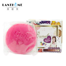 Thailand Bumebime Handmade Soap Fruits Extract Whitening Soap Reduce Bacteria Causing Acne Black Spots Bath&Body Works Cleansing(China)