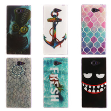 Buy Soft Silicone Sony Xperia M2 Dual S50H D2302 D2303 D2305 D2306 M 2 TPU Cover Mobile Cases Sony experia M2 Aqua Coque for $1.92 in AliExpress store