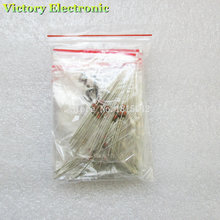 1W Zener diode, 3.3V-30V 14valuesX10pcs=140pcs,Electronic Components Package,Zener diode Assorted Kit(China)