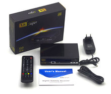 V8 Super digital  tv Satellite Receiver Full HD finder decodeur WiFi television Support PowerVu francais DVB-S2 cccam receptor