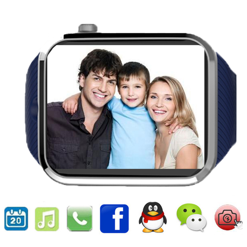 Smart phone Watch Android Bluetooth Men Clock Sport Smartwatch GD19 New Wrist Watch With Mp3/Twitter/ Facebook/ Whatsapp/ Skype(China (Mainland))