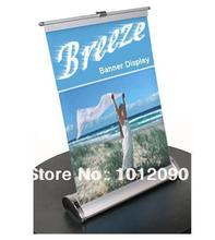 A4 Retractable Table Top Banner Stand(China)