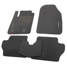 5pcs High Quality Odorless Auto Carpet Mats Perfect Fitted For Ford Ecosport(China)