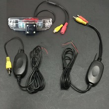 Thehotcakes Car Wireless Car Rear View Camera / HD Back Up Reverse Camera / For Subaru Legacy / Liberty Hatchback 2003~2009