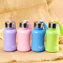 Candy Color Bottle Creative Doug Mini Sweet Candy Color Glass Eco - Friendly Bottles 290ML