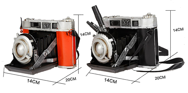 NEO-Handmade-Metal-Handicrafts-Crafts-Retro-Vintage-Antique-Single-Lens-Reflex-DSLR-Camera-Model-Prop-Gift (5)