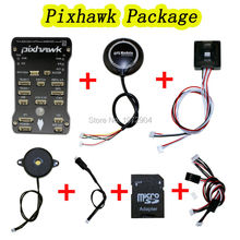 Pixhawk PIX2.4.8 PX4 2.4.8 Flight Controller NEO-M8N GPS Module with built-in compass Micro SD Card adapter RC FPV