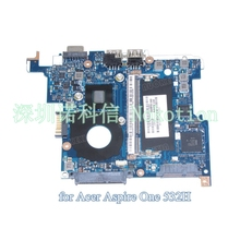 New MBSAL02001 MB.SAL02.001 LA-5651P For Acer aspire one 532H D260 For GATEWAY LT23 Laptop motherboard Atom N450 1.66GHz