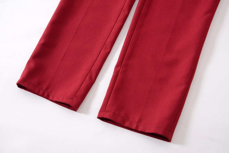 Wine red pant (2)