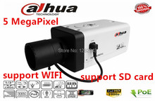 Dahua IP cameras IPC-HF3500P 5 megapixel with sd card memory function support wifi function HD network camera without lens
