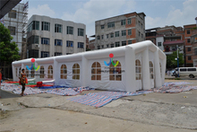 Giant inflatable tent for event /Giant marque inflatable dome tent