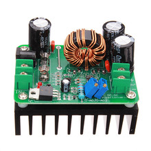 20PCS/LOT DC-DC 600W 10-60V to 12-80V Boost Converter Step-up Module Power Supply