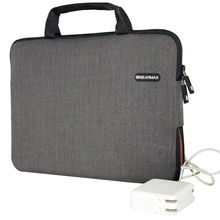 GEARMAX Felt Laptop Bag for Macbook Pro Air 13 Case Shockproof Women Male Bag+Free Keyboard Cover for MacBook 15 Computer Bag 13