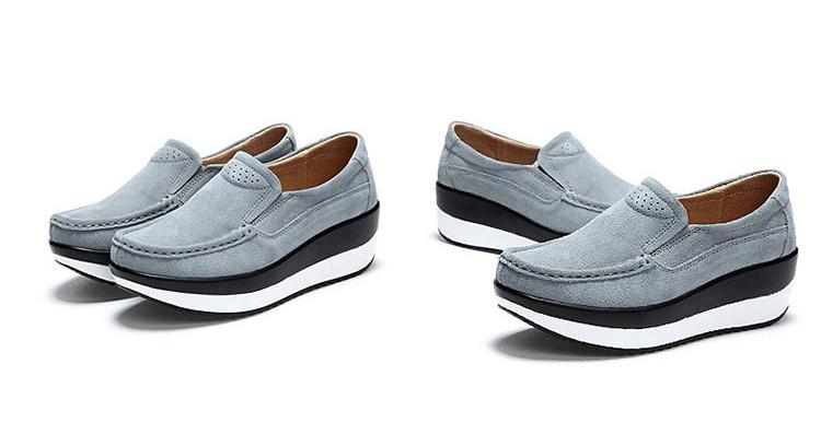 HX 3213 (19) Autumn Platforms Women Shoes