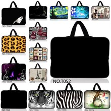 "7"" 10"" 11.6"" 12"" 13"" 14"" 15"" 17"" 17.3"" Laptop Sleeve Bag Portable Cover Cases Neoprene Pouch For Acer Aspire One Sony Dell ASUS(China)"