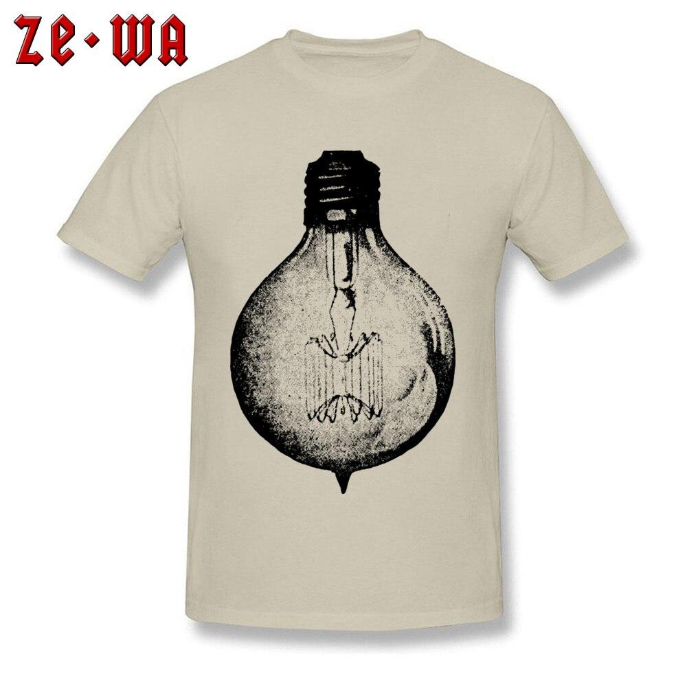 vintage light bulb 2417764_960_720 T Shirt for Men Printed On Summer/Fall Tops T Shirt New Design T Shirt O Neck Pure Cotton vintage light bulb 2417764_960_720 beige