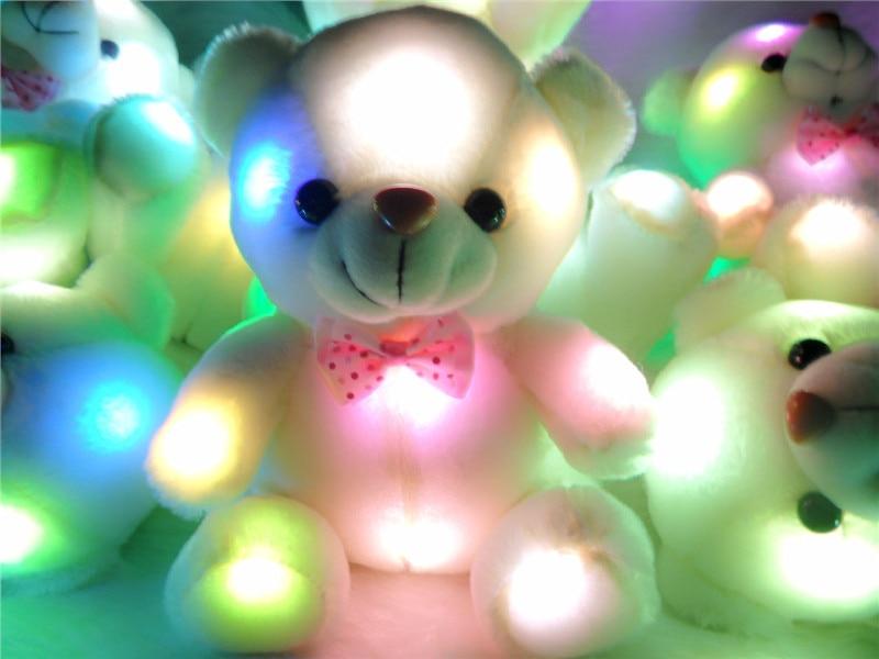 3-New-Arrival-20CM-Colorful-Glowing-Teddy-Bear-Luminous-Plush-Toys-LED-Bear-Stuffed-Teddy-Bear-Lovely
