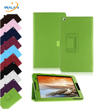 Buy New Case lenovo Tab3 8 TB3-850F/850M 8 inch leather stand protective cover lenovo tab 2 A8-50 A8-50F A8-50LC 8'' tablet for $4.69 in AliExpress store