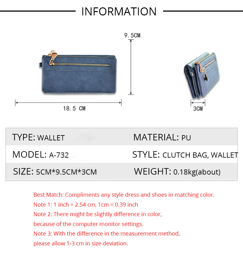 women wallets cartera mujer portfel cüzdan monederos para mujer purses for women