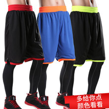 Loose Plus Size XL-7XL New Professional Basketballer Shorts Sports Jerseys 2017 Men Short Trousers Soccer Running Shorts