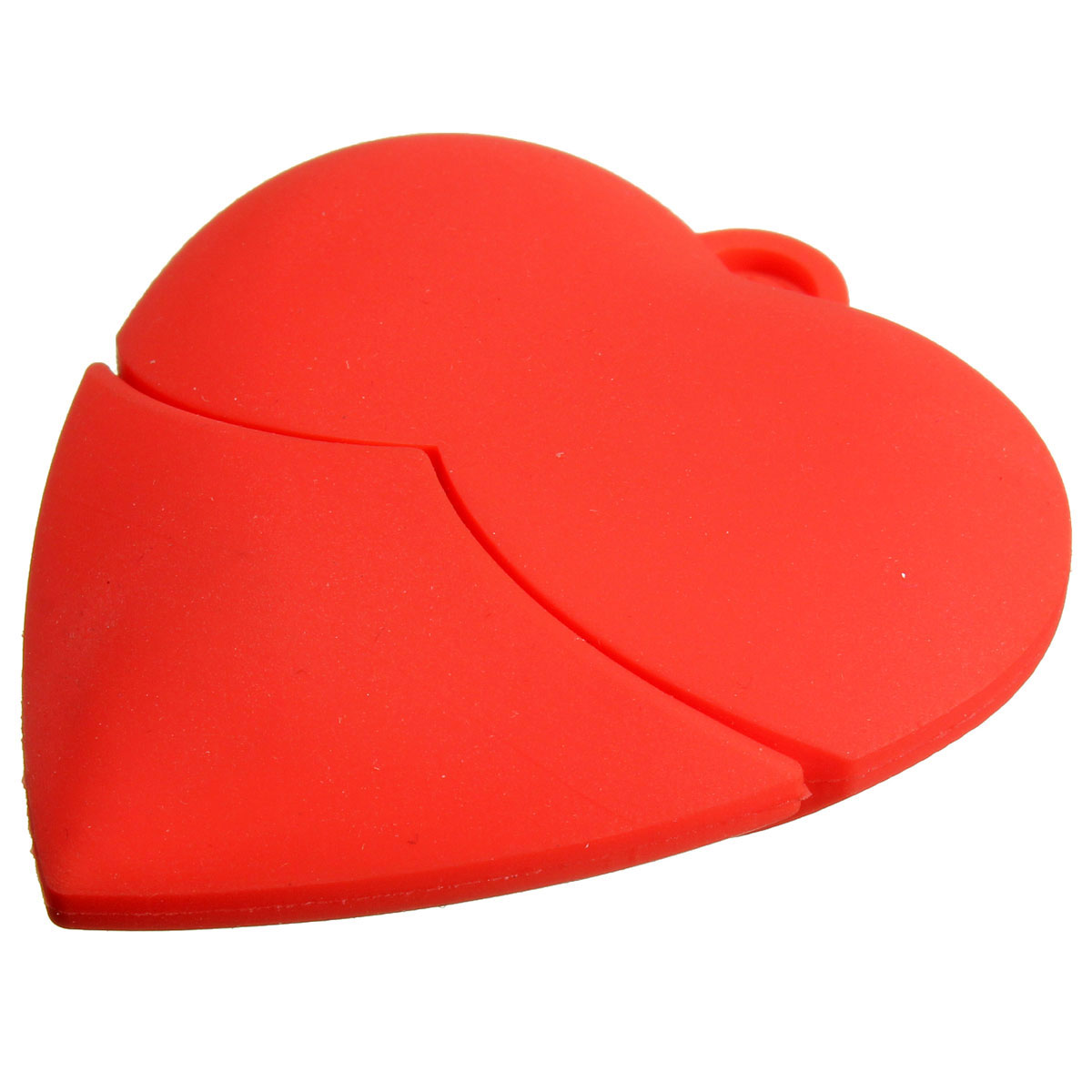 High Speed Portable 4GB Capacity Red Heart Shape USB 2.0 Flash Pen Drive Memory Stick Pendrive Storage Cartoon(China (Mainland))