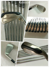 Keileistin 2017 style Golf Irons Clubs 718 Golf Forged Irons With Steel or graphit shaft T-MB 718 Golf Iron sets with headcovers