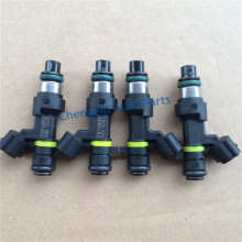 (4pcs/lot)Auto Parts Original Fuel Injector OEM# 16600-EN200 FBY2850 Nozzle For Nissan NV Sentra 2.0L TIIDA