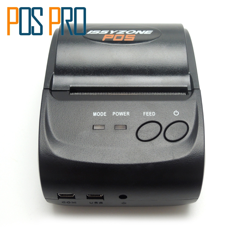IMP006 Hot sales Mobile Mini Portable Thermal Receipt Printer Handheld Pos Printers Bluetooth4.0 for android iOS and PC(China)