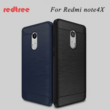 Xiaomi Redmi Note 4X case Luxury Soft silicone Protective back cover for xiomi redmi note4x Moblie phone shell cases