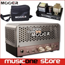 Mooer Audio Effects Guitar Amplifier Little Monster AC 5W Micro Tube Compact Guitar Amp Amplifier Head