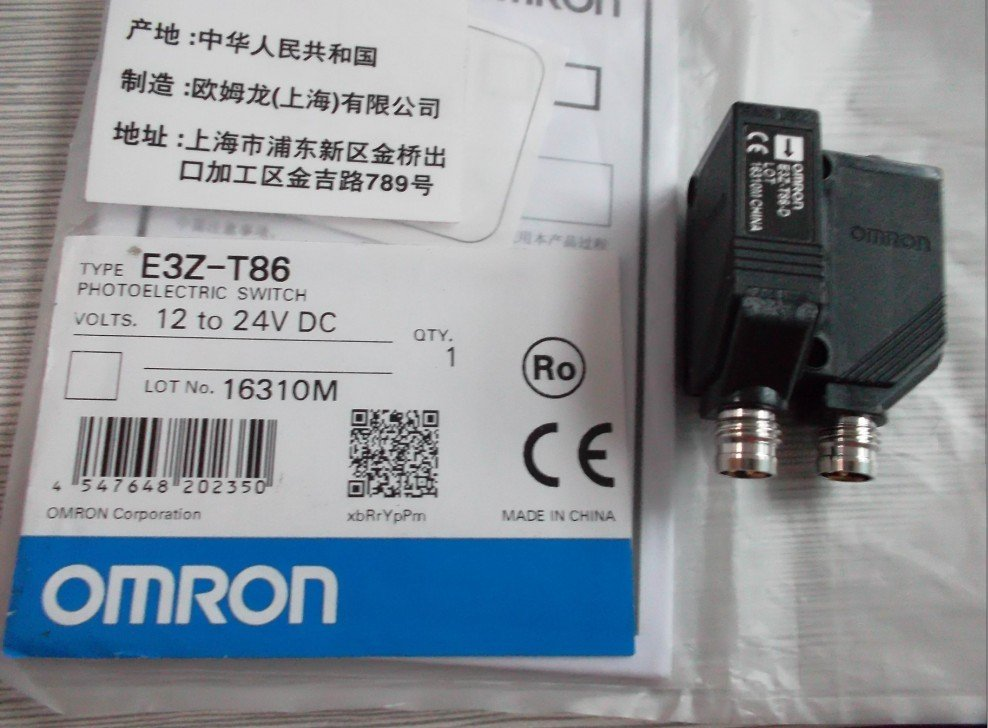 New and original E3Z-T86 OMRON  Photoelectric sensor<br><br>Aliexpress