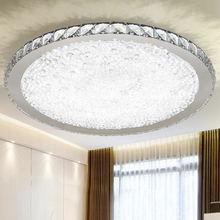 Modern ceiling LED ceiling lamp bedroom crystal lamp room crystal light FG114(China (Mainland))