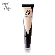 BABY GAGA Makeup BB Cream Moisturizing Cream Nude Make Up Concealer Base Maquiagem Bright Skin Cosmetics Face Beauty Makeup