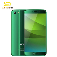 Original Elephone S7 4G LTE Smartphone 5.5 inch Android Phones Helio X25 Deca Core 4G 64G 3000mAh 13MP 1080P Unlocked Cell Phone