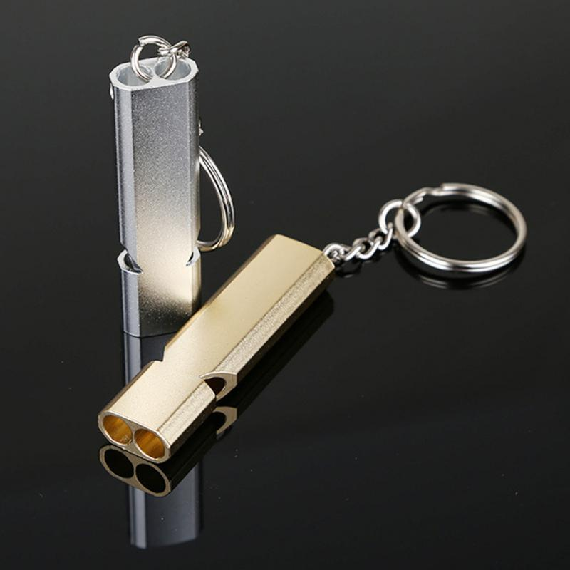 High-Quality-Double-Pipe-High-Decibel-Outdoor-Emergency-Survival-Whistle-Stainless-steel-Cheerleading-Whistle (3)