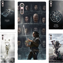 Buy GOT Game Throne House Stark Soft Silicone Painting Case Sony Xperia XZ F8331 F8332/XZs Dual G8231 G8232 Phone Printed bag for $2.13 in AliExpress store