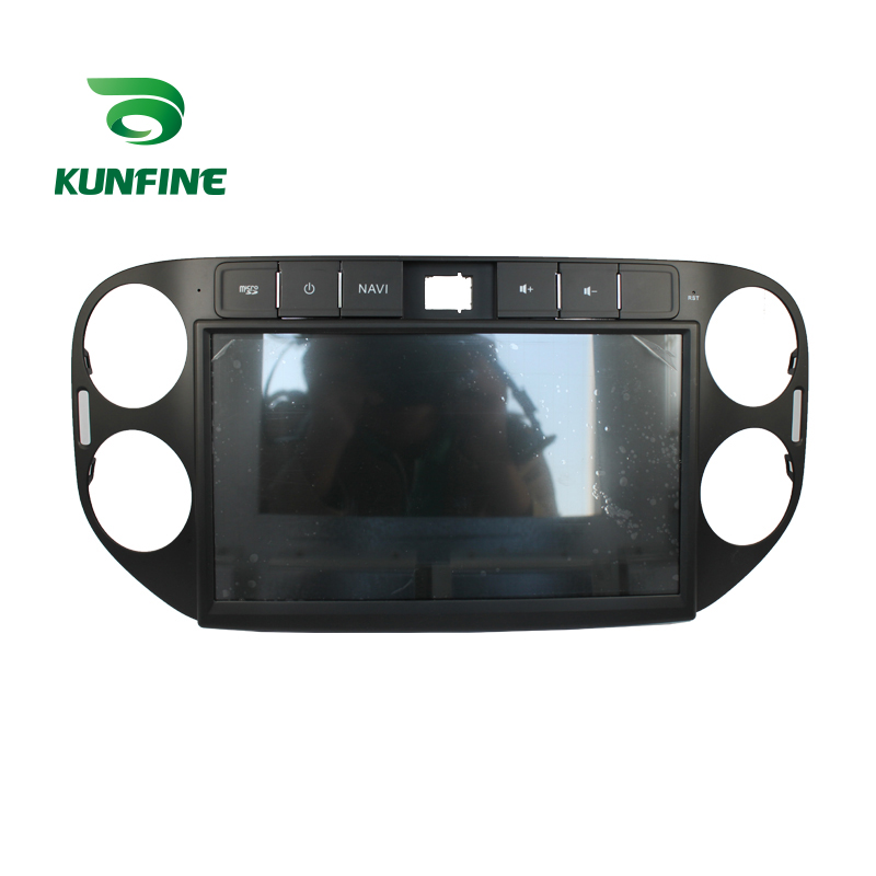 10.1 inch Car Stereo DVD Player GPS Navigation  for Tiguan 2013-2014 Radio Black Color A