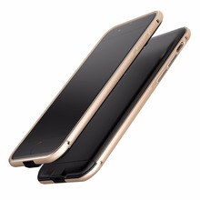 Free shipping 2017 Portable Slim Extended battery case for iPhone6 Plus charger case 6s plus battery with 3600mAh 5.5 inch only(China)