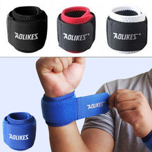 New 1 PC Elastic Neoprene Hand Wrist Support Brace Adjustable Sports Tennis Gym